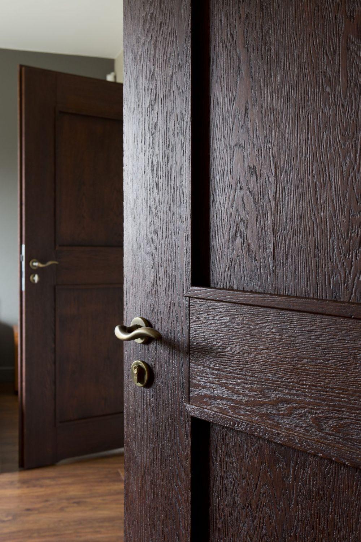 stylowa klamka do drzwi wewnętrznych