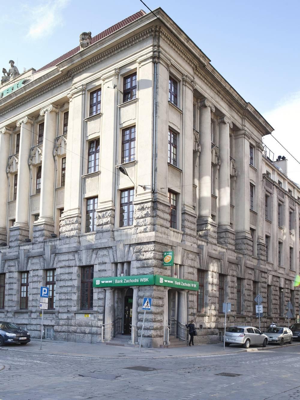 realizacje okna w banku BZWBK