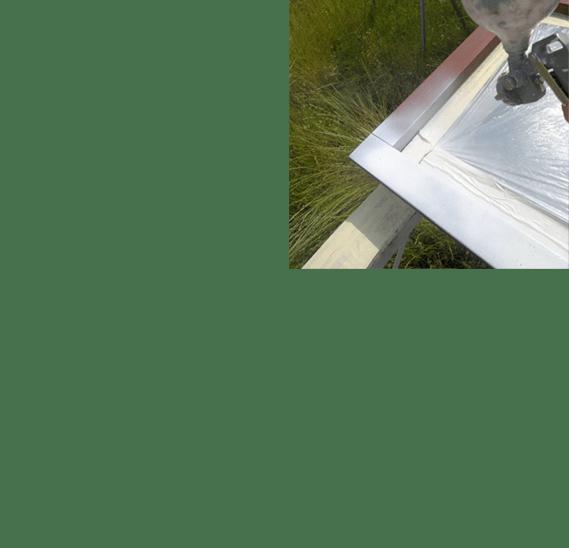 malowanie okien natryskowo
