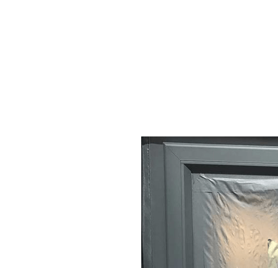 malowanie okien PCV