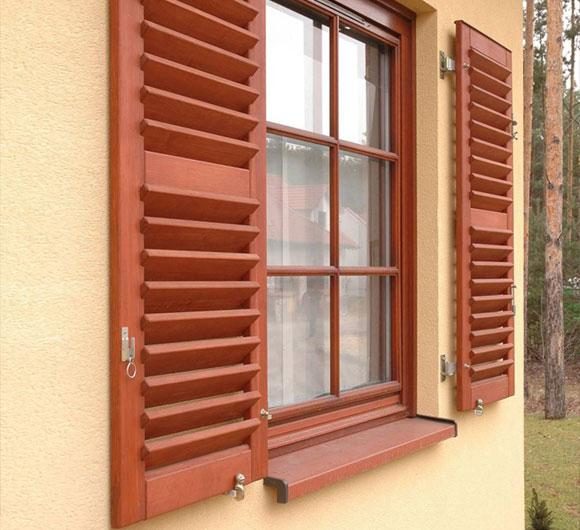 okiennice dreniane