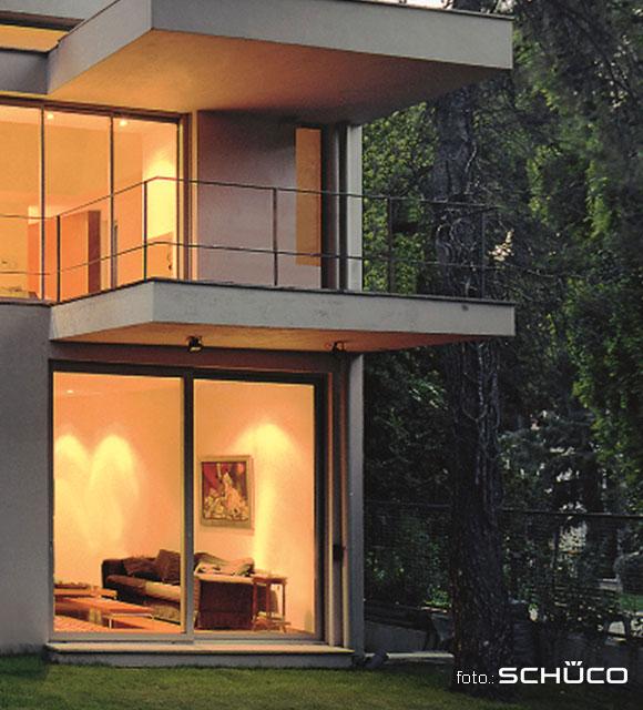 okna Livio w domu