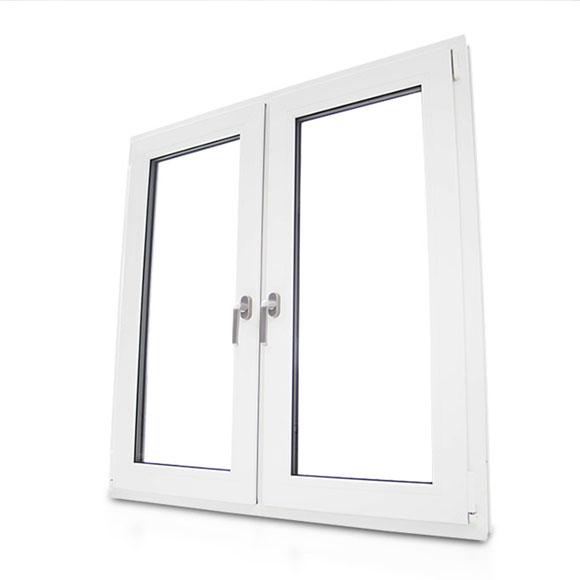 okno Novell białe