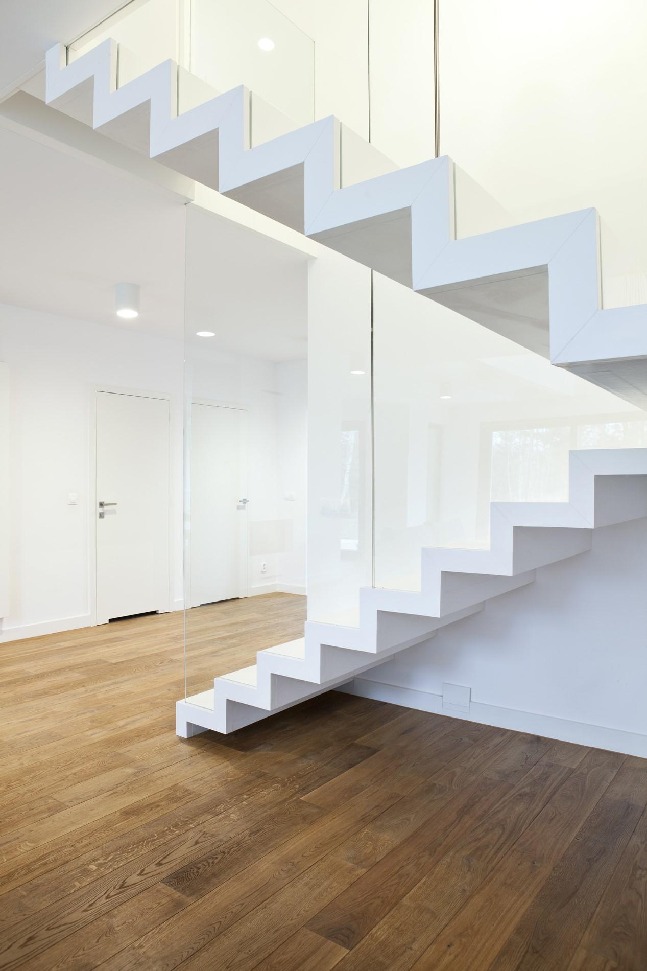 realizacja schody Polanica