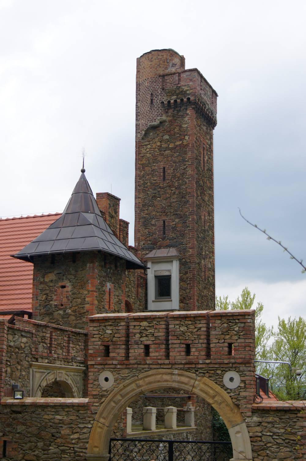 realizacja Zamek