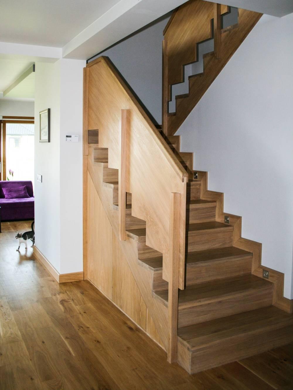 schody realizacja Zagródki